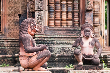 How to choose temples to visit in Cambodia